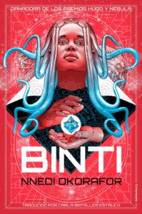 Portada de Binti, de Nnedi Okorafor